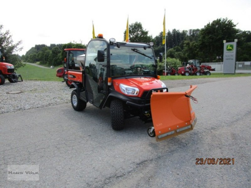 ATV & Quad des Typs Kubota RTVX1110, Gebrauchtmaschine in Soyen (Bild 2)