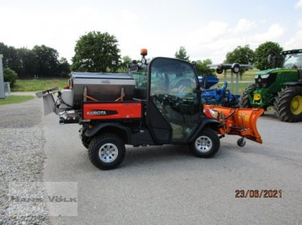 ATV & Quad des Typs Kubota RTVX1110, Gebrauchtmaschine in Soyen (Bild 3)