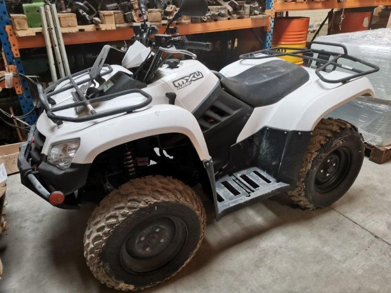 ATV & Quad типа Kymco MXU 465 I, Gebrauchtmaschine в SAINT LOUP (Фотография 1)