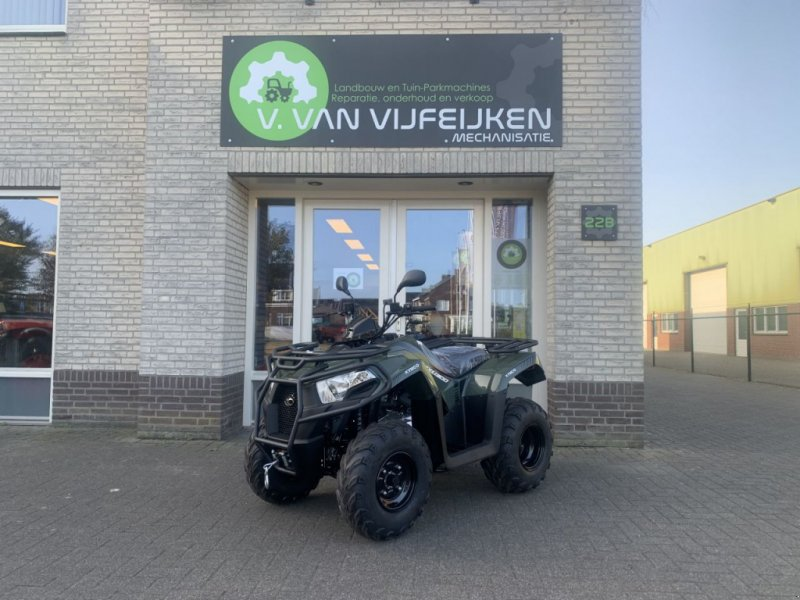 ATV & Quad типа Kymco MXU300 T3B, Gebrauchtmaschine в MARIAHOUT (Фотография 1)