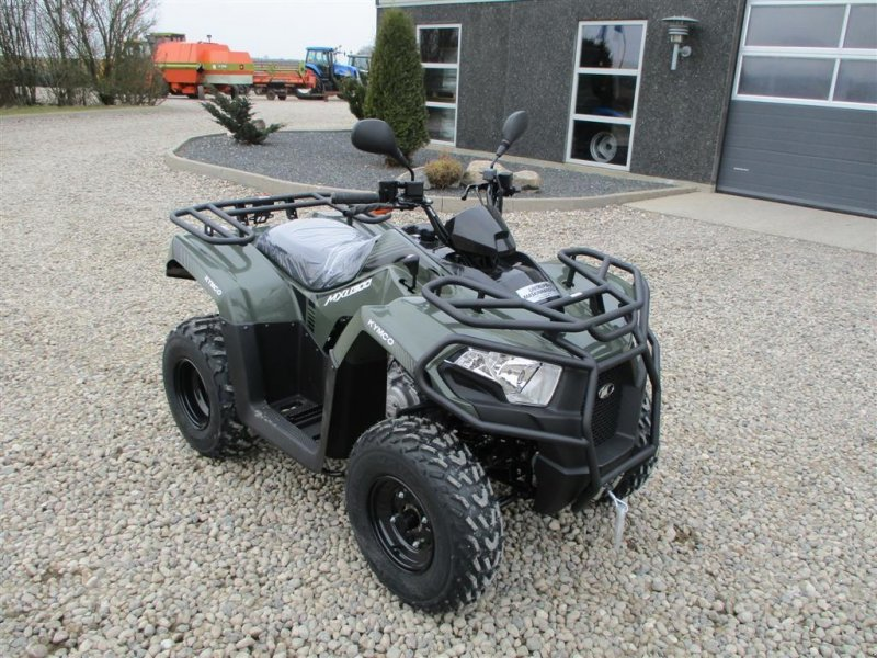 ATV & Quad типа Kymco MXU300, Gebrauchtmaschine в Lintrup (Фотография 1)