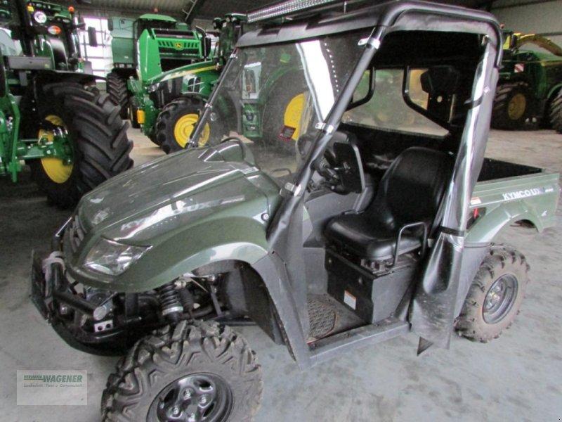 ATV & Quad des Typs Kymco UVX 500, Gebrauchtmaschine in Bad Wildungen-Wega (Bild 1)