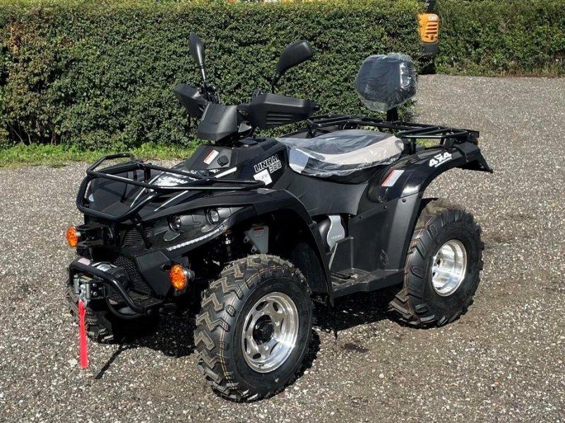 ATV & Quad типа Linhai 300 4X4 T3A med spil, Gebrauchtmaschine в Dronninglund (Фотография 1)