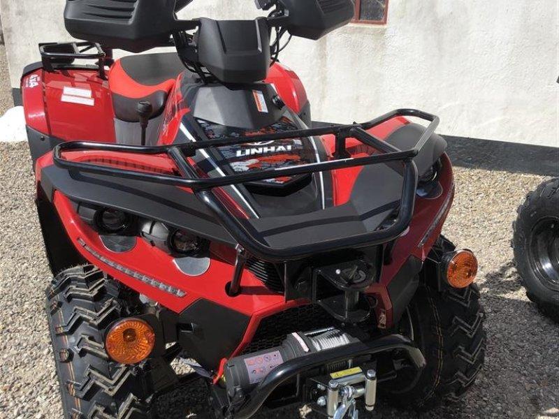 ATV & Quad типа Linhai 300 4X4, Gebrauchtmaschine в Nordborg (Фотография 4)