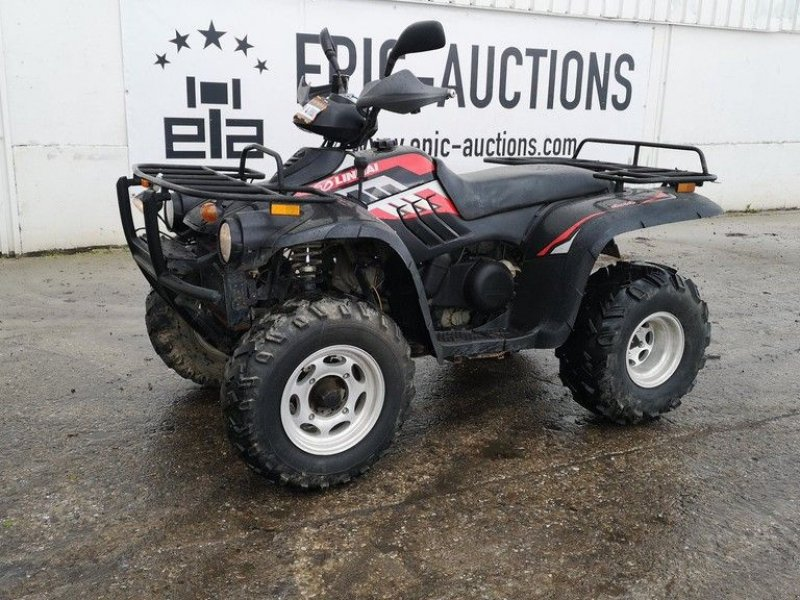 ATV & Quad типа Linhai ATW 300 4x4, Gebrauchtmaschine в Leende (Фотография 1)