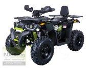 P.Lindberg GmbH Quad ATV Hunter 200 60km/h 169ccm 4-Takt Benzin 8,3kW LED Digital Tacho E-Starter ATV & Quad