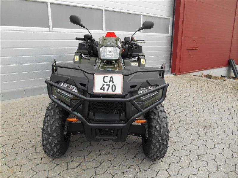 ATV & Quad des Typs Polaris 570 X2 EPS traktor, Gebrauchtmaschine in Mern (Bild 3)