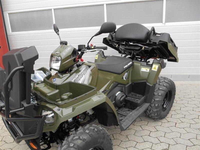 ATV & Quad des Typs Polaris 570 X2 EPS traktor, Gebrauchtmaschine in Mern (Bild 5)
