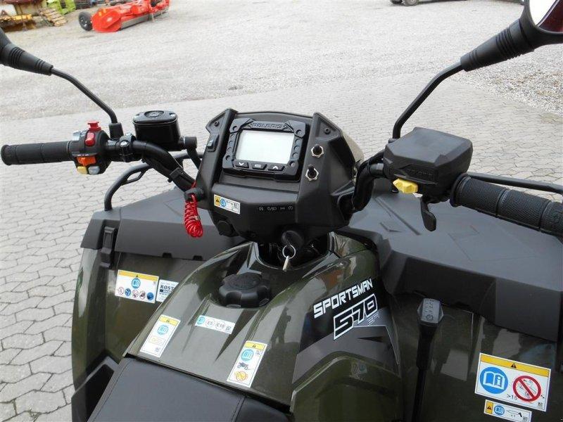 ATV & Quad des Typs Polaris 570 X2 EPS traktor, Gebrauchtmaschine in Mern (Bild 4)