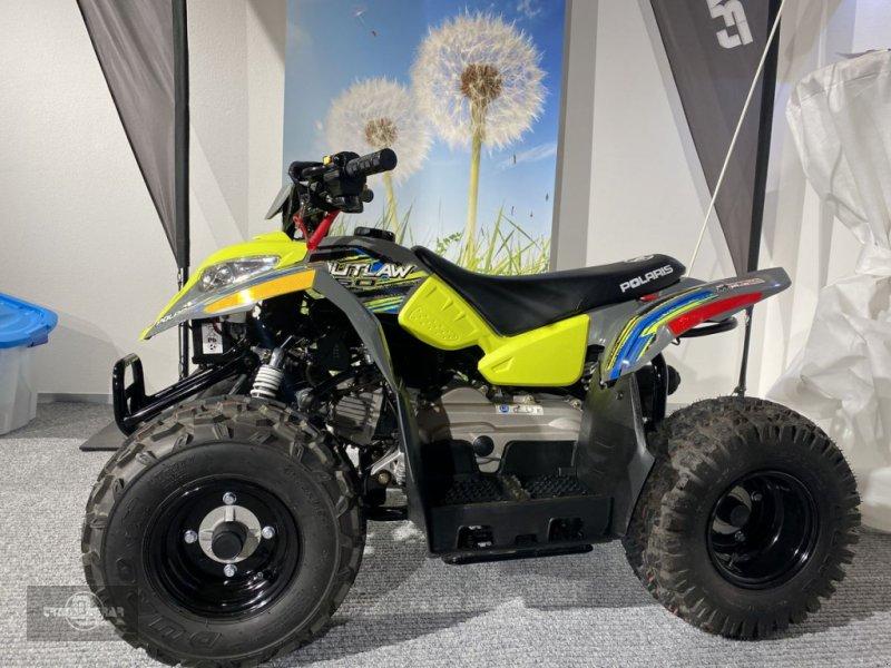 ATV & Quad des Typs Polaris Outlaw 50 Kinder Quad ATV   3-8 Jahre, Gebrauchtmaschine in Rankweil (Bild 1)