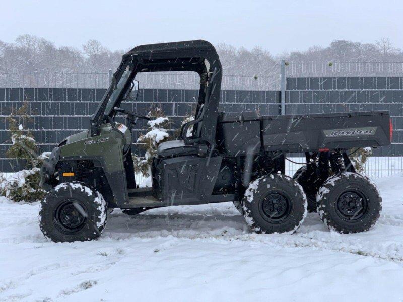ATV & Quad типа Polaris Ranger 800 6x6 Allrad UTV Quad side by side, Gebrauchtmaschine в Rodeberg OT Eigenrieden (Фотография 1)