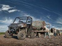Polaris Ranger XP 1000 EPS inklusive Raupen und DFK Kabi ATV & Quad