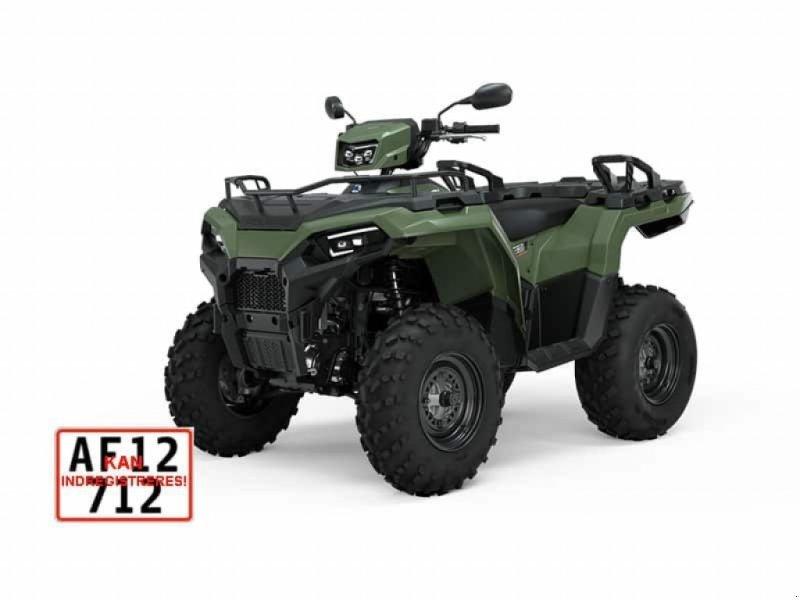 ATV & Quad типа Polaris SPM 570 GRØN TRAC, Gebrauchtmaschine в Thisted (Фотография 1)