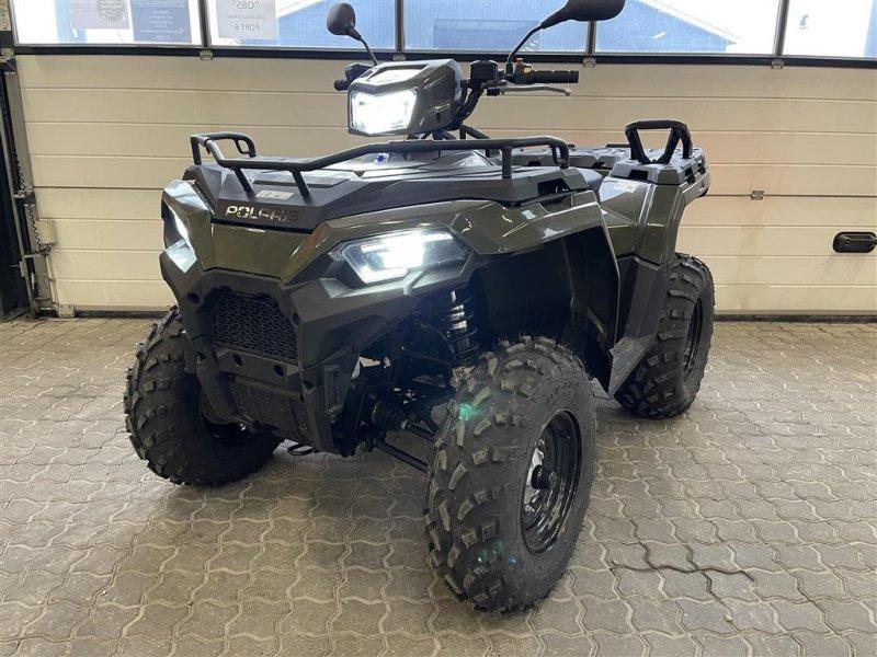 ATV & Quad типа Polaris Sportsman 570 2021 - TRAKTOR, Gebrauchtmaschine в Lemvig (Фотография 1)