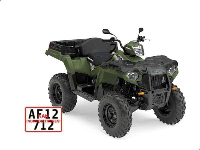 ATV & Quad des Typs Polaris SPORTSMAN 570 X2 EPS, Gebrauchtmaschine in Thisted (Bild 1)