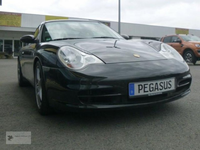 ATV & Quad des Typs Porsche 911 Carrera 4 Coupe Sportfahrwerk Navi Tiptronic, Gebrauchtmaschine in Gevelsberg (Bild 3)
