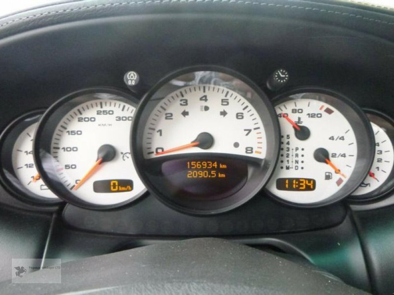 ATV & Quad des Typs Porsche 911 Carrera 4 Coupe Sportfahrwerk Navi Tiptronic, Gebrauchtmaschine in Gevelsberg (Bild 11)