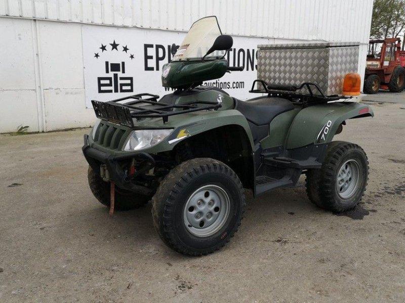 ATV & Quad типа Sonstige Artic Cat 700, Gebrauchtmaschine в Leende (Фотография 1)