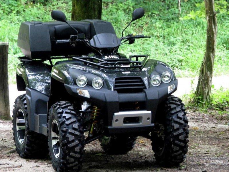 ATV & Quad типа Sonstige ATV 302, Gebrauchtmaschine в Jelling (Фотография 1)