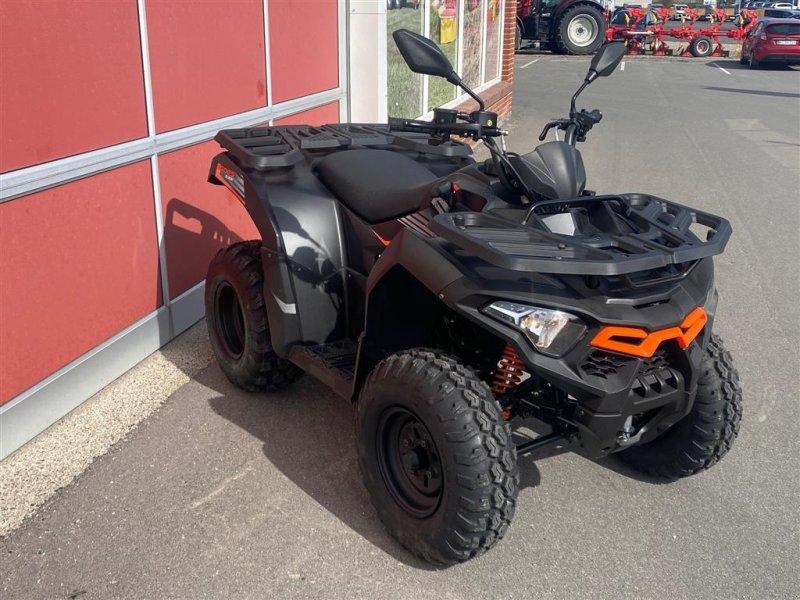 ATV & Quad типа Sonstige COPPER 200, Gebrauchtmaschine в Hobro (Фотография 1)