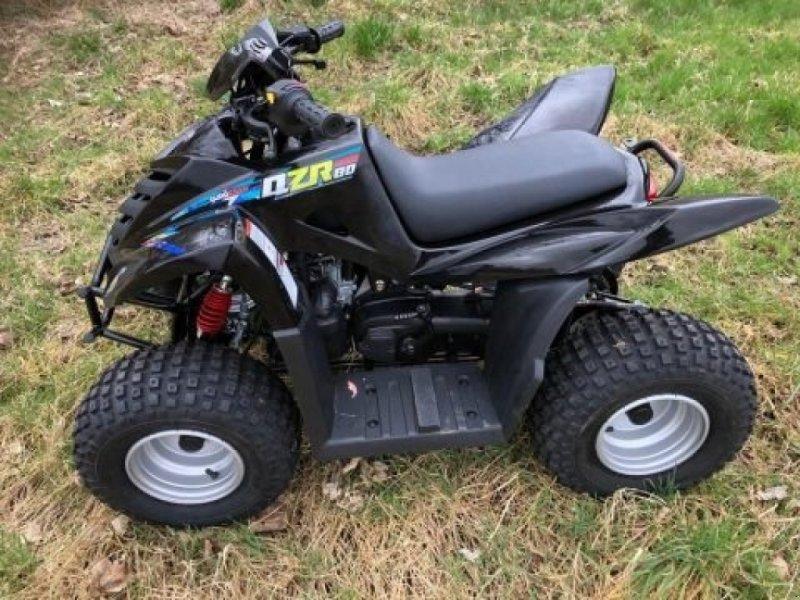 ATV & Quad типа Sonstige Quadzilla 80 cc mini AVT Super kvalitet med Flot og frækt design., Gebrauchtmaschine в Kjellerup (Фотография 1)