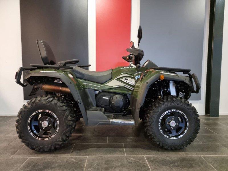 ATV & Quad типа Sonstige Rogue Terrawolf 550, Gebrauchtmaschine в Geesteren (OV) (Фотография 1)