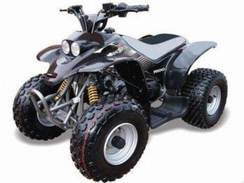 ATV & Quad des Typs Sonstige SMC 100 CCM, Gebrauchtmaschine in Odder (Bild 1)