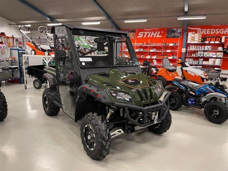 ATV & Quad типа Sonstige UTV - X 700 Udstyrsmodel med SERVO og 4WD, Gebrauchtmaschine в Kjellerup (Фотография 1)