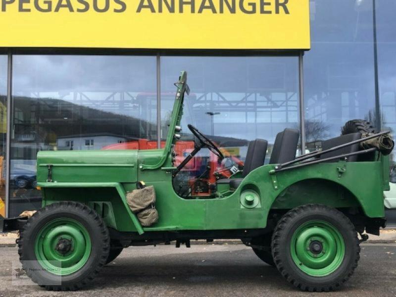 ATV & Quad des Typs Sonstige WILLYS-OVERLAND OLDTIMER 4x4, Gebrauchtmaschine in Gevelsberg (Bild 3)