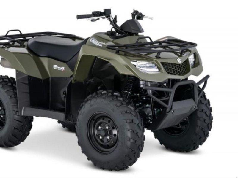 ATV & Quad des Typs Suzuki LT-A400FL8 GRØN ATV, Gebrauchtmaschine in Videbæk (Bild 1)