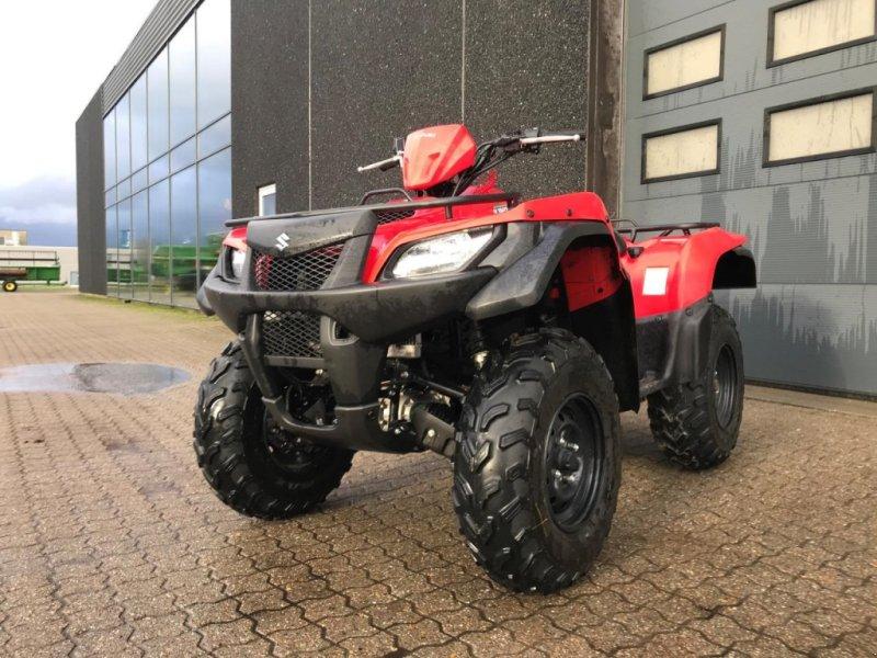 ATV & Quad типа Suzuki LT-A500, Gebrauchtmaschine в Brønderslev (Фотография 1)