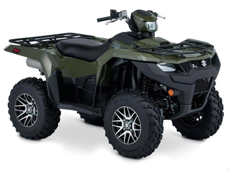 ATV & Quad des Typs Suzuki LT-A500XP, Gebrauchtmaschine in Holstebro (Bild 1)