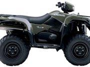 Suzuki LT-A750XPL6 GRØN ATV ATV & Quad