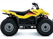 ATV & Quad a típus Suzuki LT-Z50L9 GUL, Gebrauchtmaschine ekkor: Videbæk
