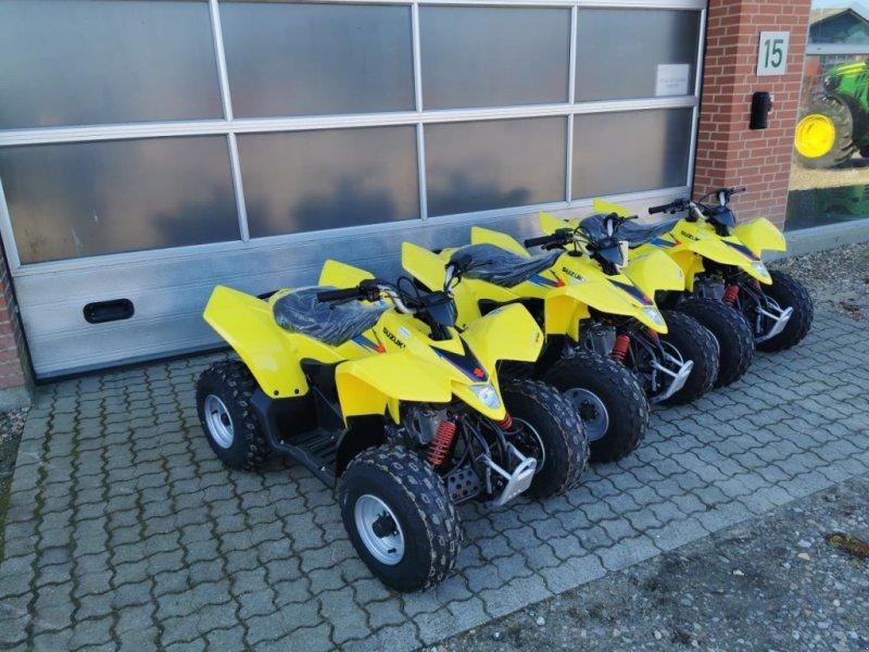 ATV & Quad типа Suzuki LT-Z90L9 GUL ATV, Gebrauchtmaschine в Videbæk (Фотография 1)