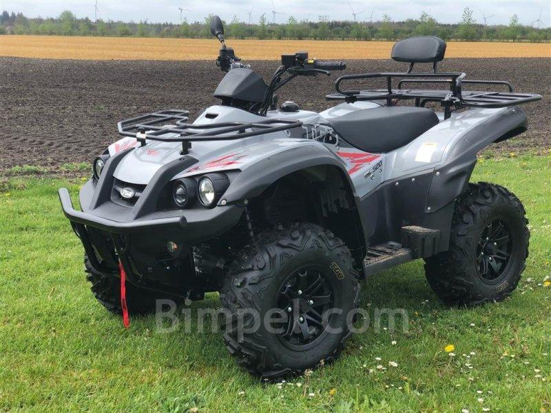 ATV & Quad типа TGB 520 - indregistreret som traktor, Gebrauchtmaschine в Tønder (Фотография 1)