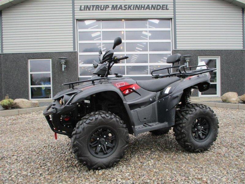 ATV & Quad типа TGB Blade 600 T3A ESP, Gebrauchtmaschine в Lintrup (Фотография 1)