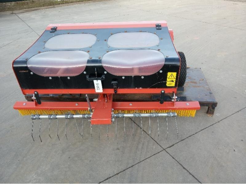 ATV & Quad des Typs Wiedenmann TERRA CLEAN 100, Gebrauchtmaschine in RICHEBOURG (Bild 2)