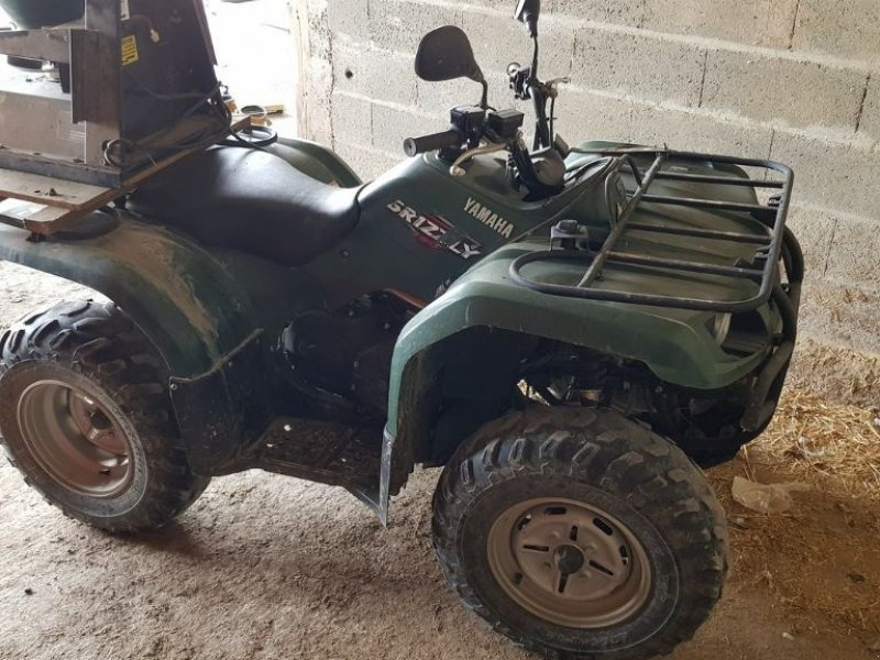 ATV & Quad типа Yamaha GRIZZLY 350 4X2 VERT, Gebrauchtmaschine в CHAILLOUÉ (Фотография 1)