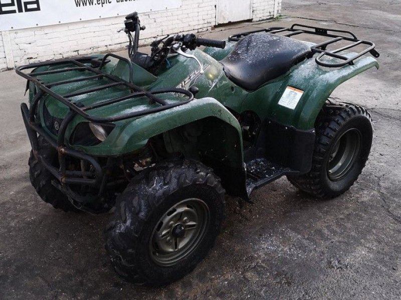 ATV & Quad a típus Yamaha Grizzly 350, Gebrauchtmaschine ekkor: Leende (Kép 1)