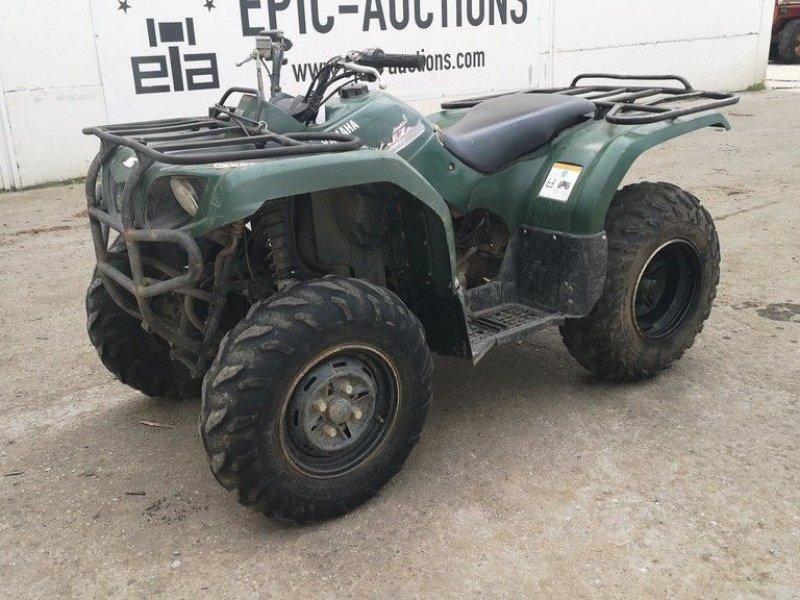 ATV & Quad типа Yamaha Grizzly 350, Gebrauchtmaschine в Leende (Фотография 1)