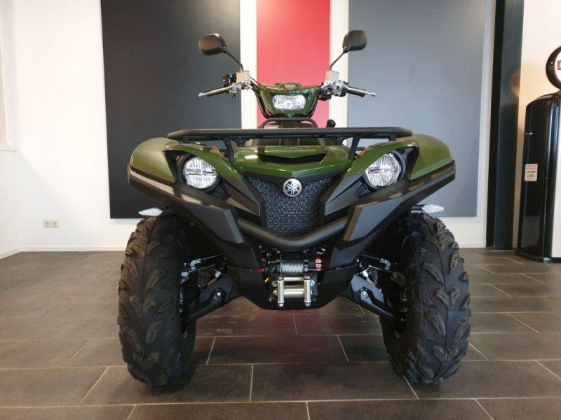 ATV & Quad типа Yamaha Grizzly 700, Gebrauchtmaschine в Geesteren (OV) (Фотография 1)