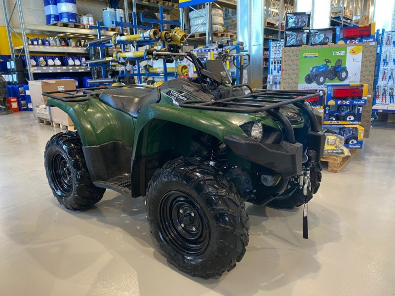 ATV & Quad типа Yamaha KODIAK YFM450FWB IRS, Gebrauchtmaschine в Thisted (Фотография 1)