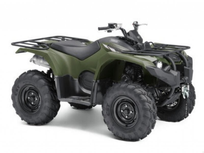 ATV & Quad типа Yamaha KODIAK450IRS TRAKTOR, Gebrauchtmaschine в Thisted (Фотография 1)
