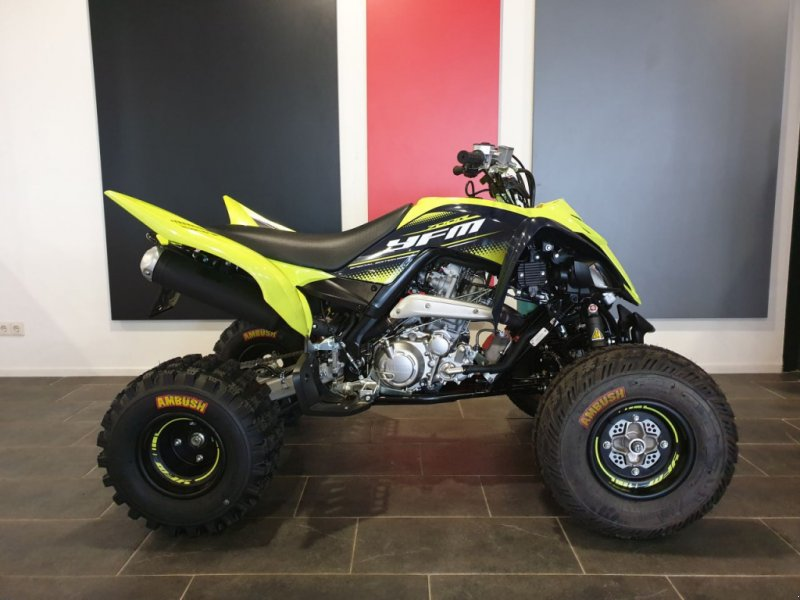 ATV & Quad типа Yamaha Raptor 700 / YFM700R SE, Gebrauchtmaschine в Geesteren (OV) (Фотография 1)