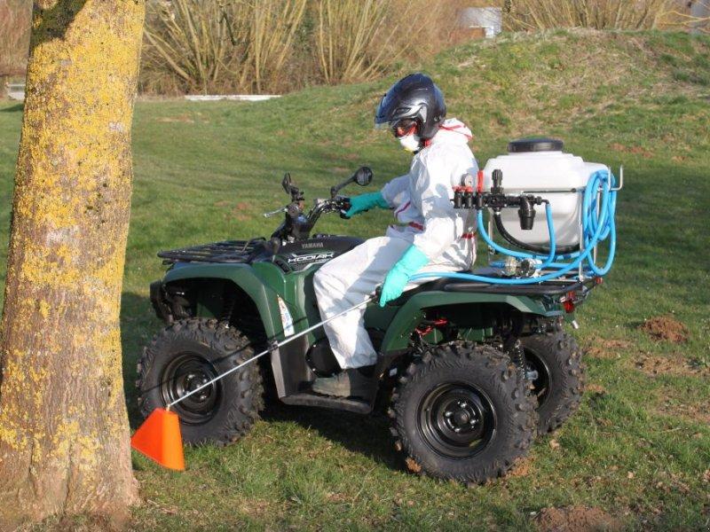 ATV & Quad типа Yamaha YAMAHA YFM 450 KODIAK + pulvérisateur 70 L 12V, Gebrauchtmaschine в BETON BAZOCHES (Фотография 1)