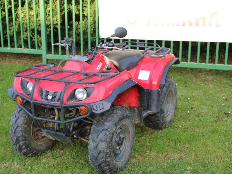 ATV & Quad типа Yamaha YFM 350 BRUIN 4x2 maga, Gebrauchtmaschine в BETON BAZOCHES (Фотография 1)