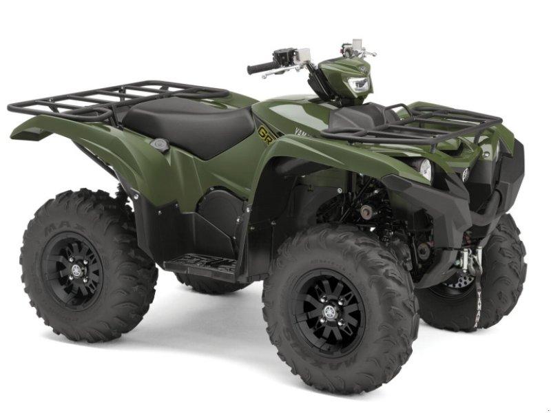 ATV & Quad типа Yamaha YFM 700 EPS, Gebrauchtmaschine в Thisted (Фотография 1)
