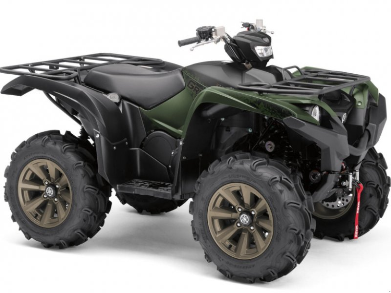 ATV & Quad des Typs Yamaha YFM 700 GRIZZLY SE, Gebrauchtmaschine in Thisted (Bild 1)