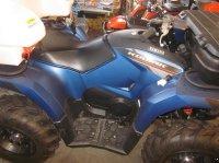 Yamaha YFM450 Grizzly EPS ATV & Quad